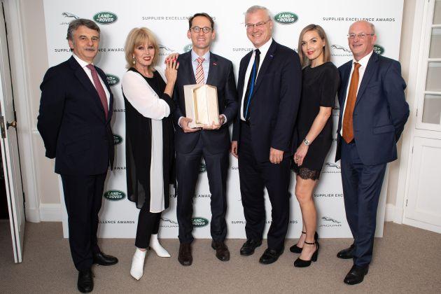 Jaguar BASF Coatings nagroda