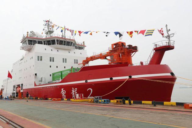 chiński łamacz lodu farby AkzoNobel