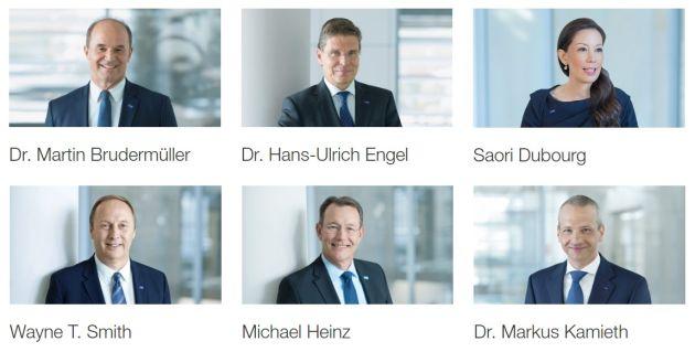 rada nadzorcza BASF