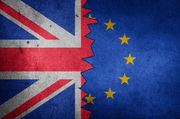 no-deal Brexit branża farb