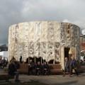 budynek przyszłości Growing Pavilion