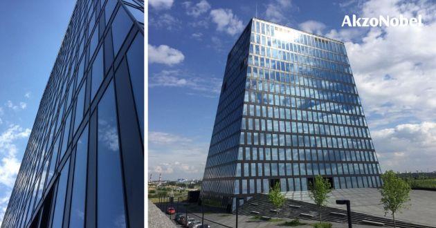 AkzoNobel Matrex budynek Moskwa