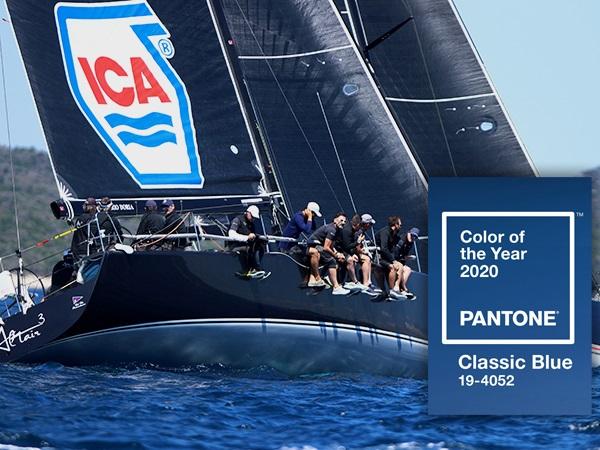 Grupa ICA Kolor Roku 2020 Pantone