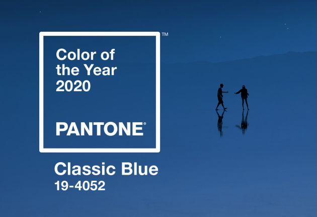 Kolor Roku 2020 Pantone