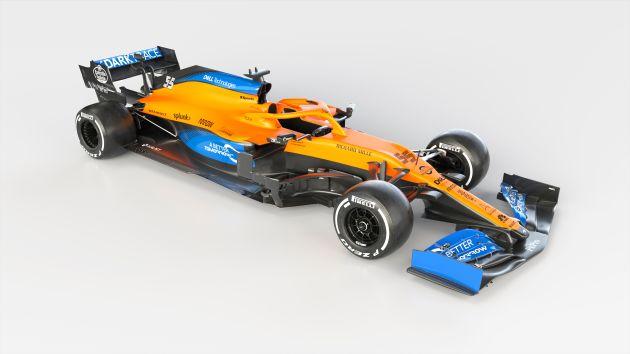 AkzoNobel McLaren bolid Formuła 1