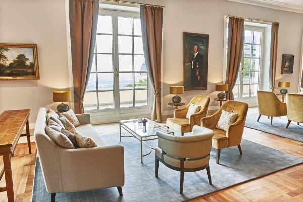 Grandhotel Petersberg Caparol