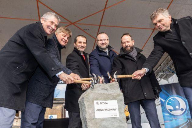 Škoda inwestycja Ostrawa