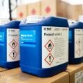 W ramach kampanii Helping Hands koncern BASF przekazał niemieckim szpitalom środki dezynfekcyjne i ponad 100 mln masek ochronnych. Fot. arch. BASF