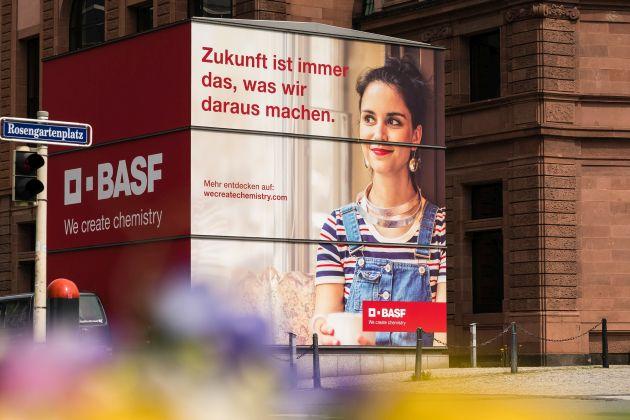 BASF cele finansowe na rok 2020