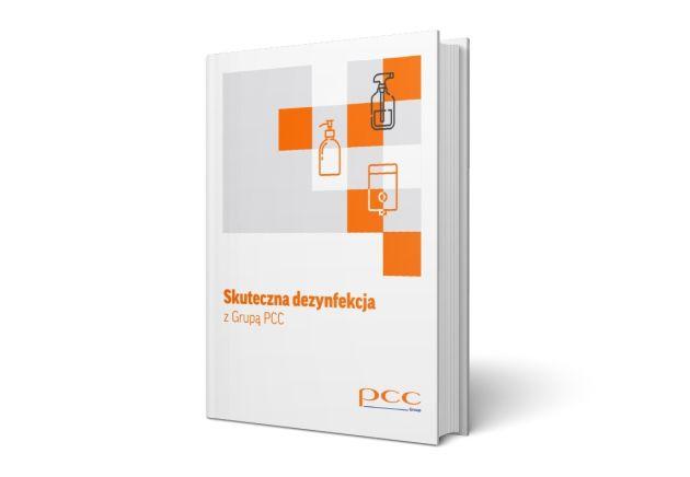 Grupa PCC ebook dezynfekcja