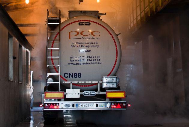 myjnia cystern PCC Autochem
