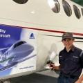 Axalta młodzi samolot Flight Youth Engineering