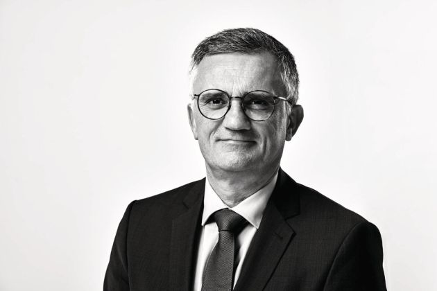 Grupa Beckers CEO Christophe Sabas