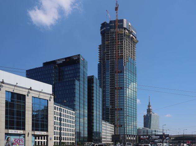 Sika Varso Place Varso Tower