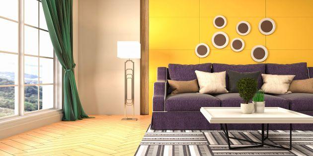 farby dekoracyjne wnętrze Viverto