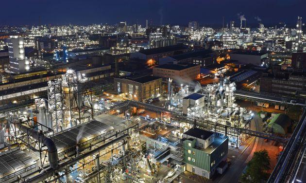 BASF zerowa emisja CO2 2050