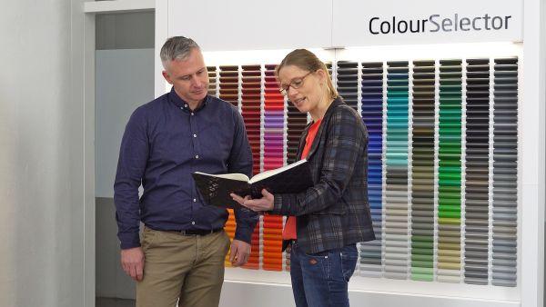 Axalta Coating Systems Axalta Powder Coatings ColourSelector