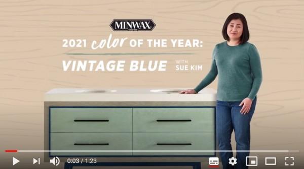 Minwax Kolor Roku 2021