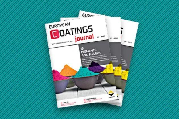 """""""European Coatings Journal"""" pigmenty"""