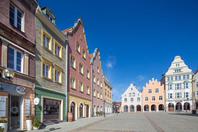 Farby KABE Olsztyn Stare Miasto