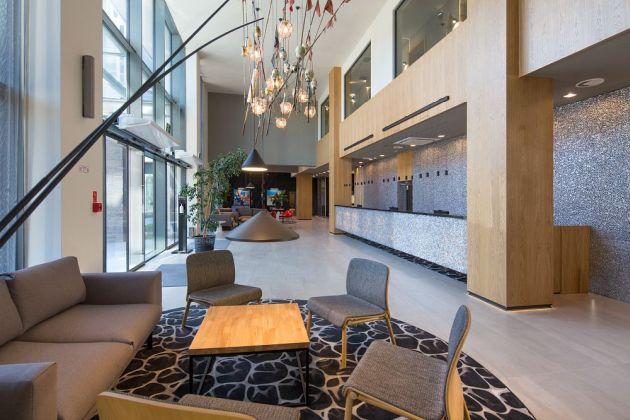 Farby KABE hotel w Mrzeżynie