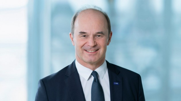 Martin Brudermüller ICIS CEO of the Year