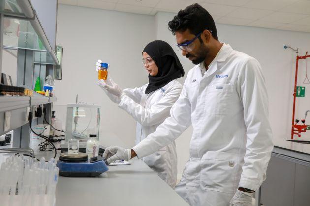Nouryon biuro centrum innowacji Dubaj